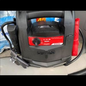 Battery car jumper new! Used once